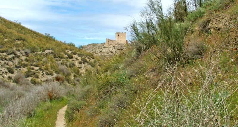 Llegar al Castillo de Oreja desde Ocaña