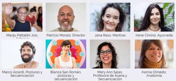 Profesores Yoga Inbound Barcelona