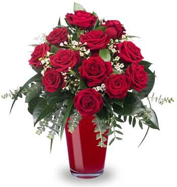 Rosas para cumpleaños