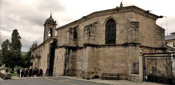 Iglesia Santa Marina de Sarria