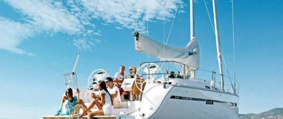 Cumpleaños barco Málaga