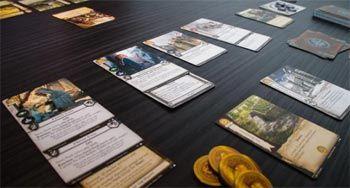 Juego de cartas de Juego de tronos