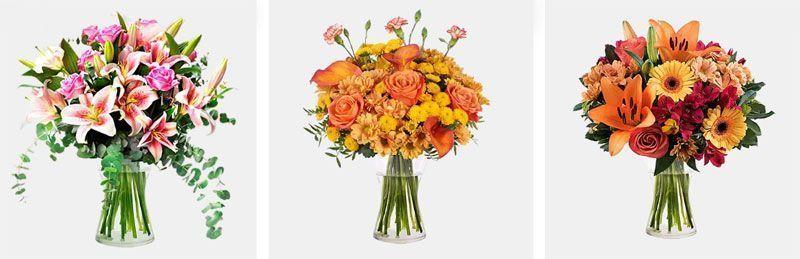 Flores para eventos con amigos