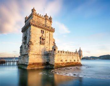Torre de Belén, en Lisboa