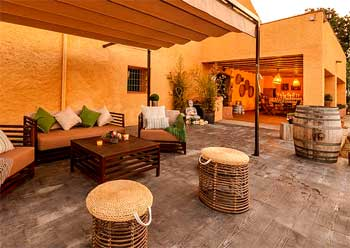 Casa rural Mas Garballer Girona