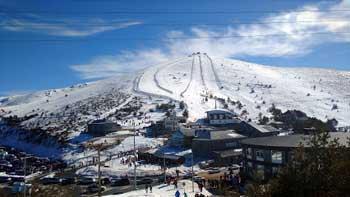 Estación de esquí Puerto Navacerrada