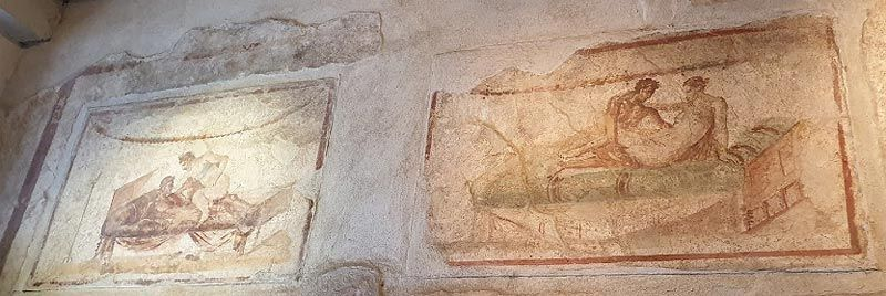 Lupanar de Pompeya