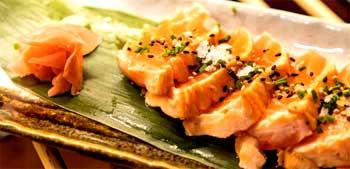 La importancia del corte del sushi