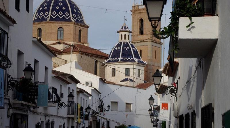 Destinos España viajar