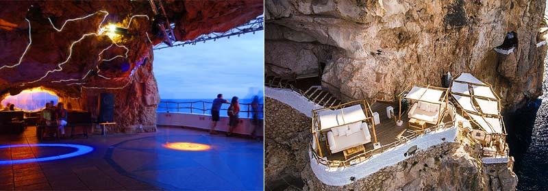 Cova Xoroi en Menorca