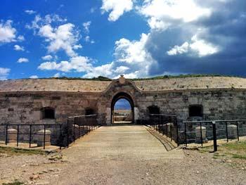 Fortaleza de Mola Menorca