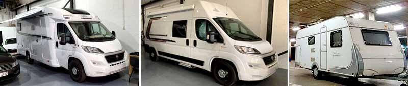 Diferencias entre caravana, autocaravana y Camper