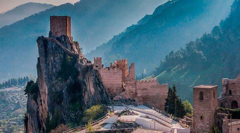 Castillo de Iruela Jaén
