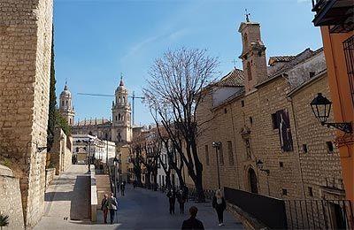 Monasterio Santa Teresa de Jesús de Jaén