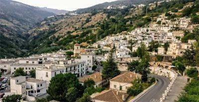 Pampaneira, en la Alpujarra de Granada