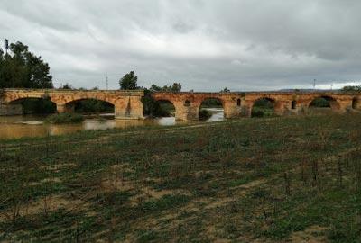 Puente romano de Andújar