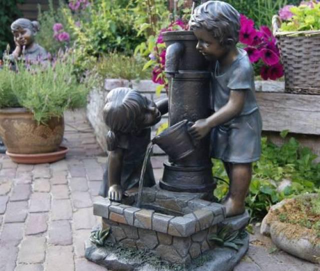 Garden Fountain Atlanta Ubbink
