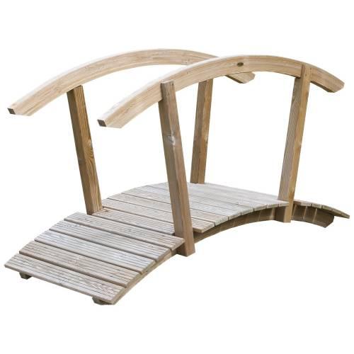 pont bois style japonais vente pont