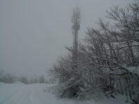 Vrh Slivnice, 1.114 m
