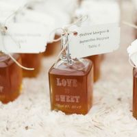 honey jar escort card