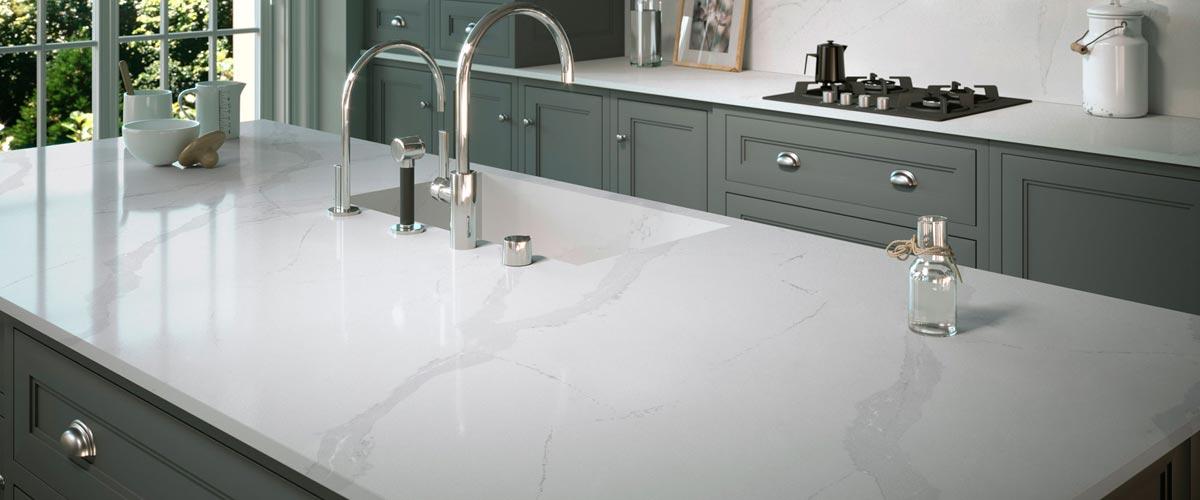 cuisine et salle de bain en granit