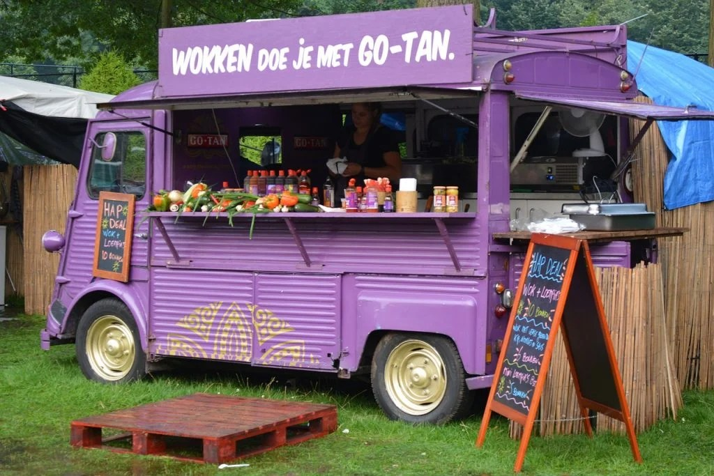 ondernemingsplan foodtruck