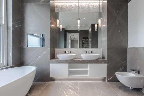 Bathroom Styling How To Choose A Perfect Bathroom Mirror Plan N Design