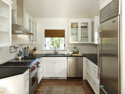 Kitchen Guide U Shaped Kitchen Pros And Cons Plan N Design