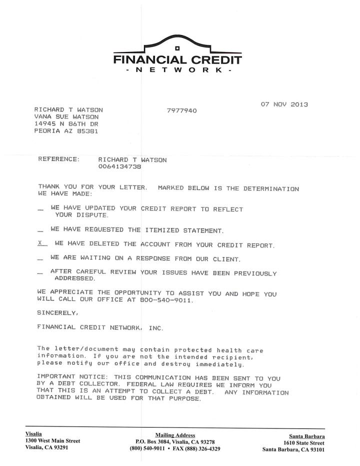 609 credit dispute letter 1 template for 609 credit repair letters