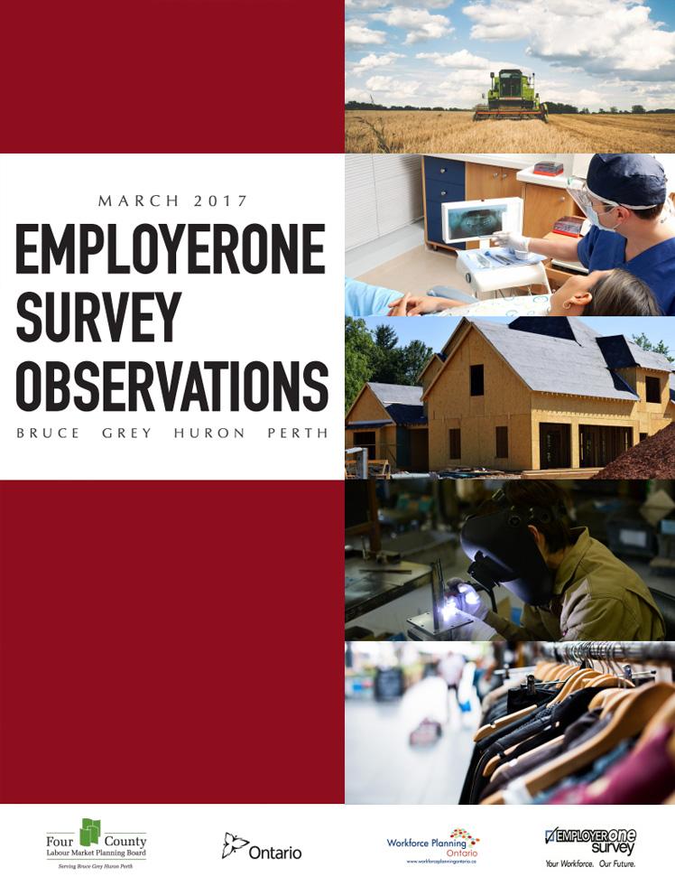 EmployerOne Survey - Four County Labour Market Planning Board