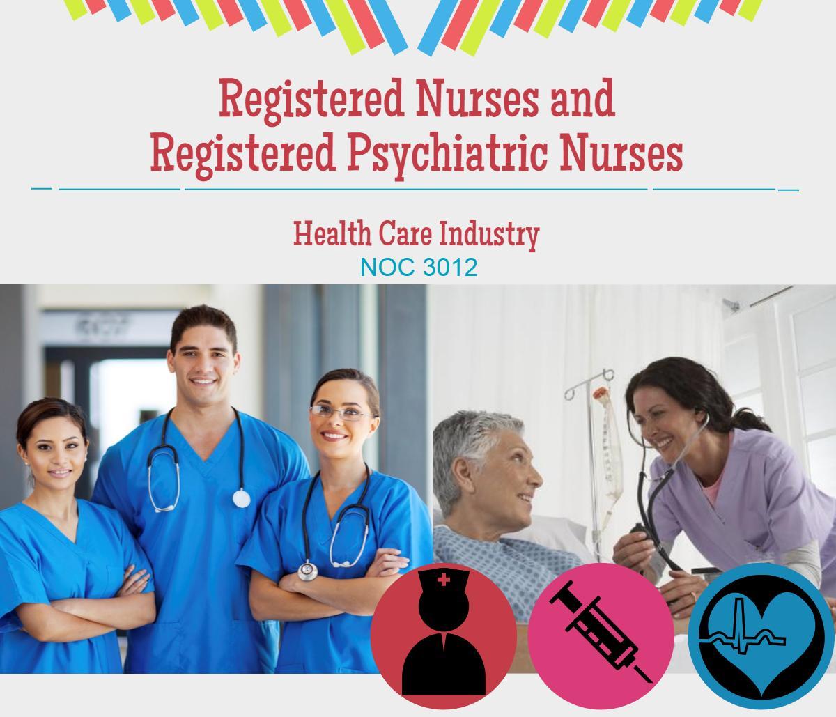 Registered Nurse and Registered Psychiatric Nurses