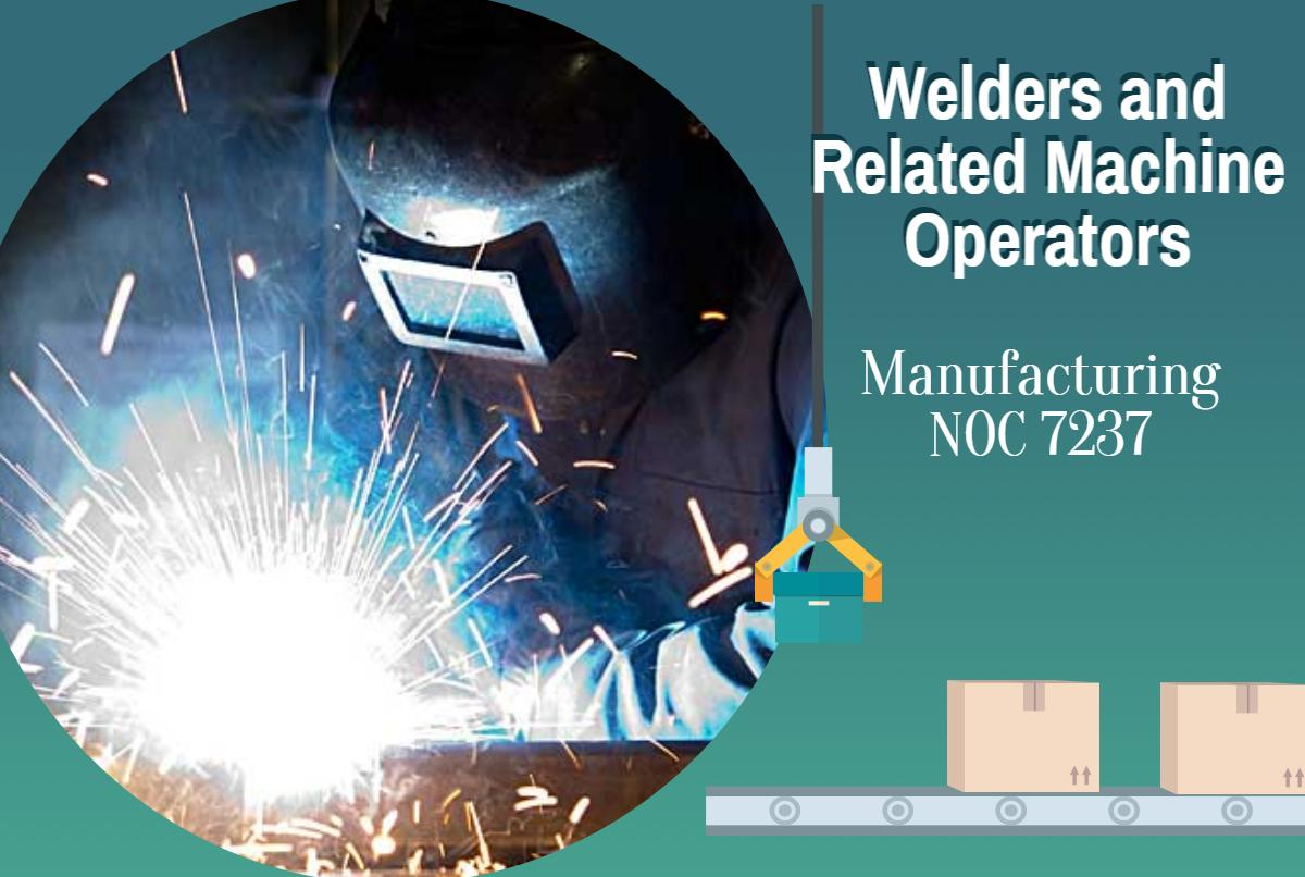 Welders and Related Machine Operators - Four County Labour Market Planning Board