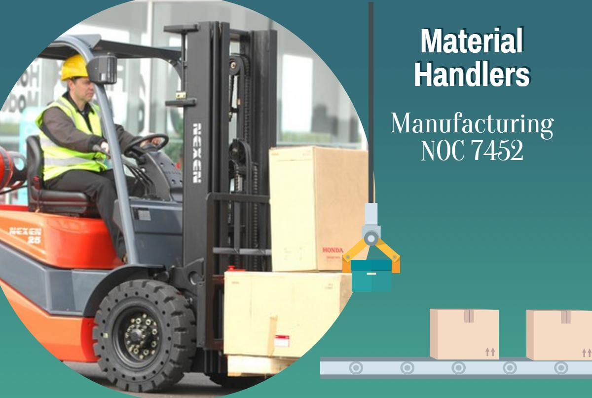 Material Handlers - Four Country Labour Market Planning Board