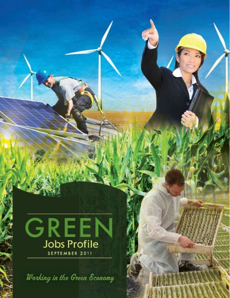 green jobs profile 2011