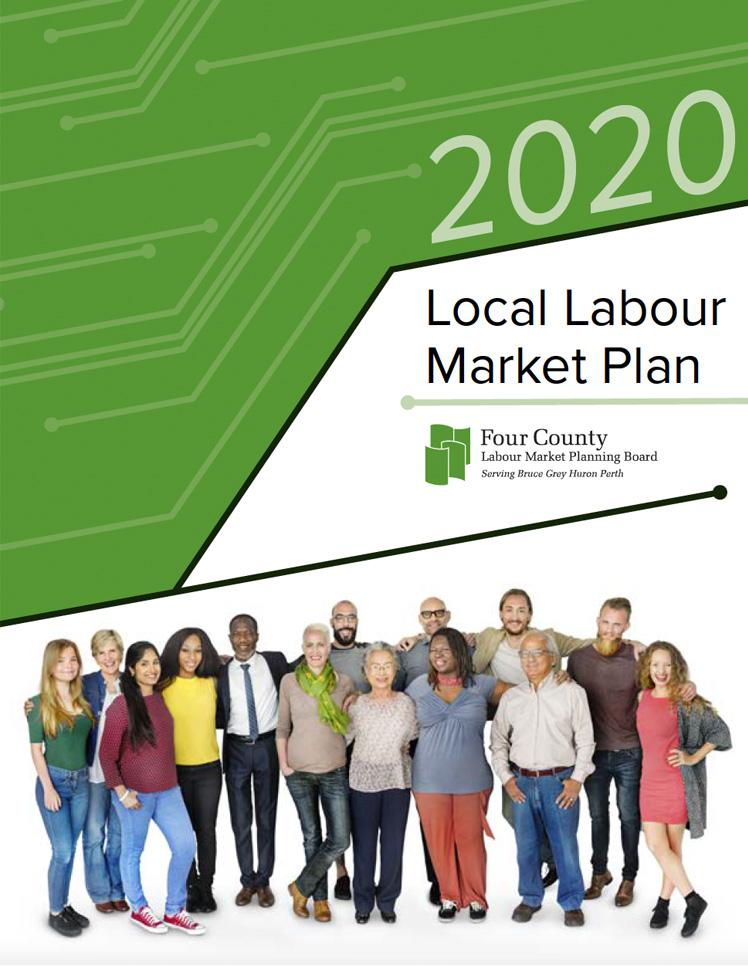 2020 Local Labour Market Plan   Four County Local Labour Market Planning Board
