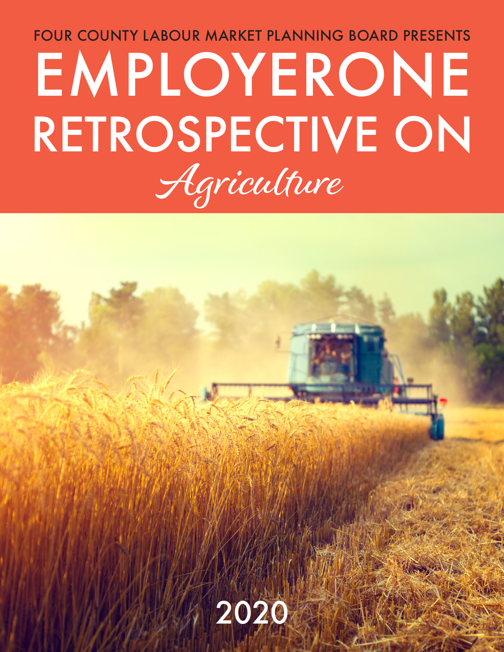 Retrospective on Agriculture