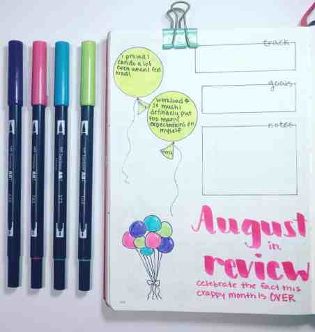 This fantastic reference teaches you how to set up the monthly layout section in your bullet journal! Suggests pages you should try in your bujo, including a cover page, a calendar, and various trackers and collections. Also encourages the use of a 'month in review' page. Fantastic ideas to jump start your bujo. Even includes best supplies for your bullet journal! Whether you are just learning how to start a bullet journal, or you're looking to take your bujo up a notch, this article will help your bullet journal shine!