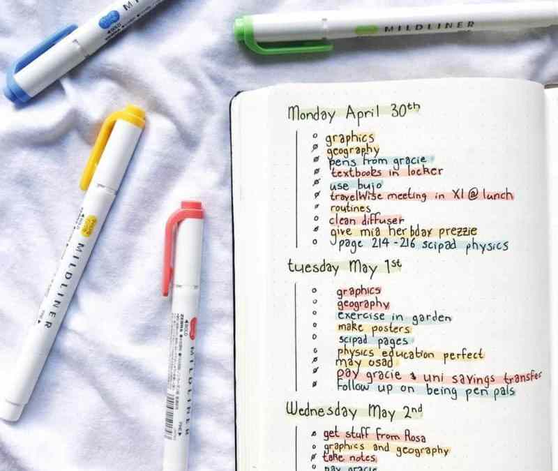 Bullet Journal for School: 13 Reasons Why Students Should Have One