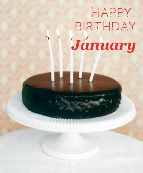 January Birthstone Decor