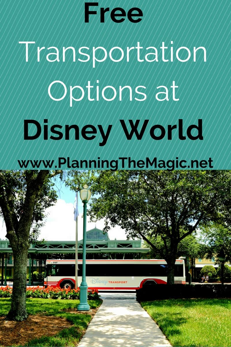transportation-options-at-disney-world