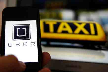 uber at disney world