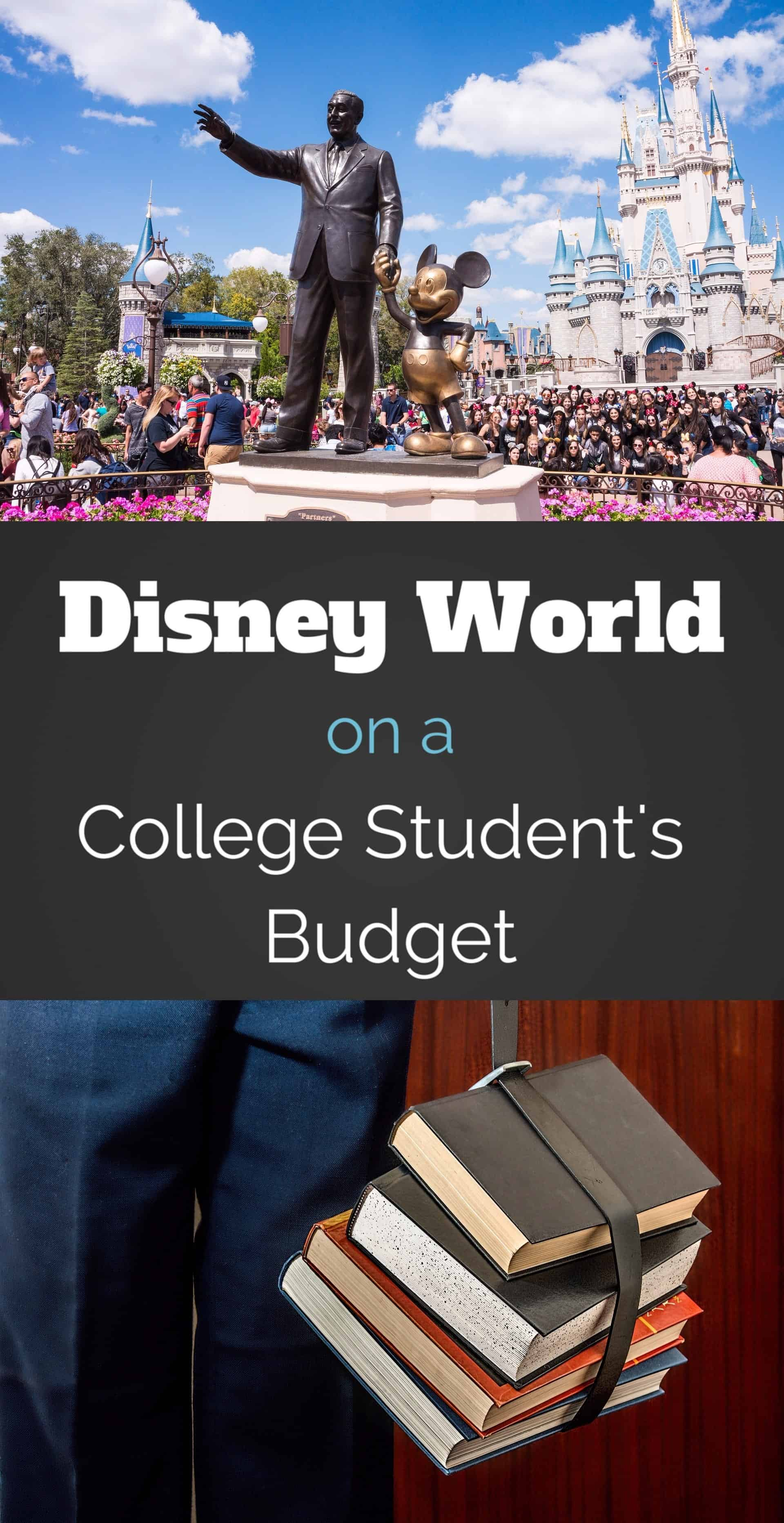 Disney World On A College Student S Budget