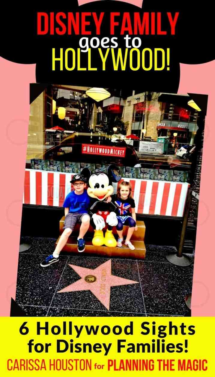 hollywood, ca for families