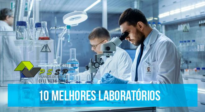 10 melhores laboratórios