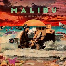 Capa do álbum Malibu, de Anderson .Paak