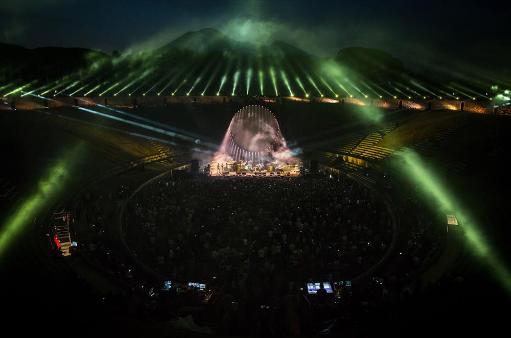David Gilmour Live In Pompeii