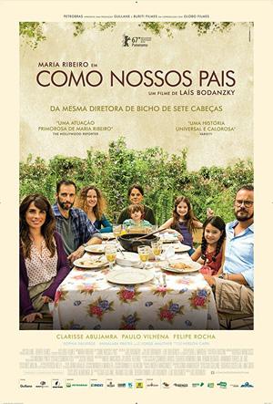 Filmes favoritos 2017 melhores do ano Como Nossos Pais Maria Ribeiro Paulo Vilhena Laís Bodanzky
