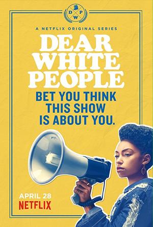 Séries favoritas 2017 melhores do ano Dear White People Cara Gente Branca