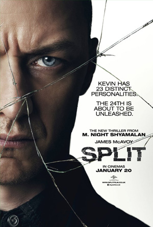 Filmes decepcionantes 2017 piores do ano fragmentado split