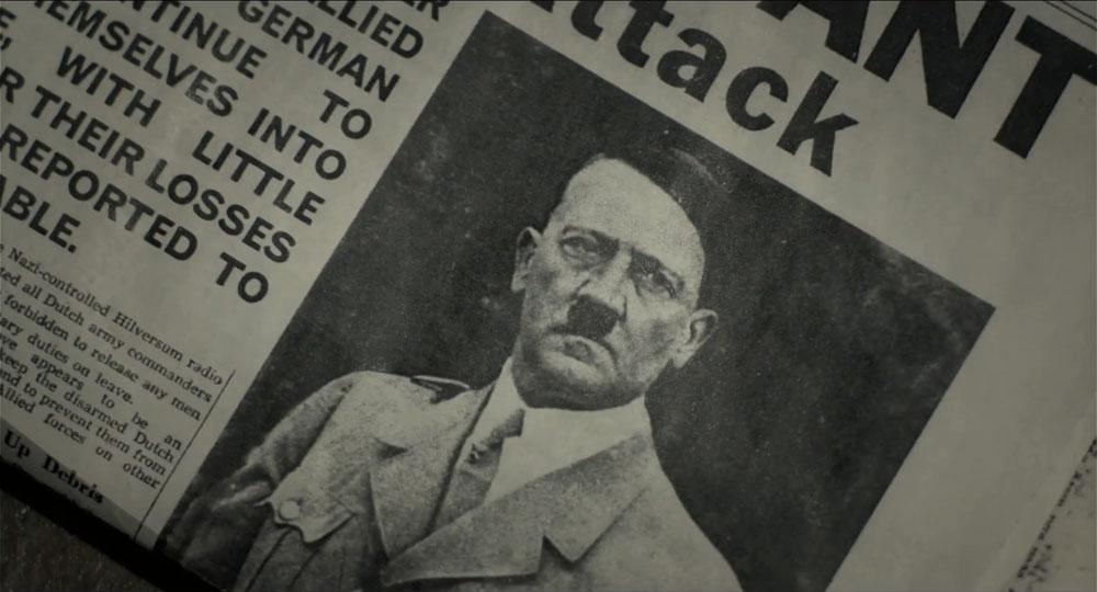 O Destino de uma Nação Darkest Hour Joe Wright Winston Churchill Adolf Hitler